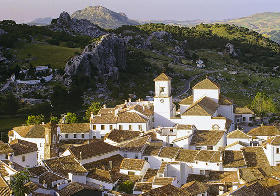 witte dorpen andalusie grazalema malaga