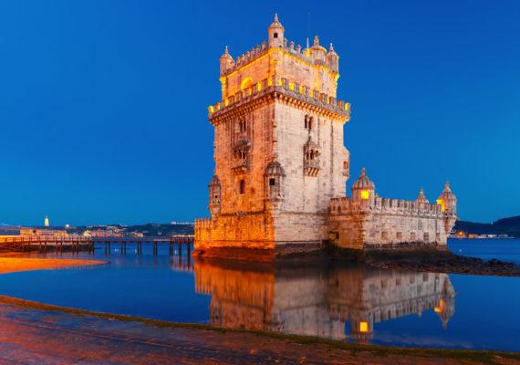 kasteel lissabon portugal