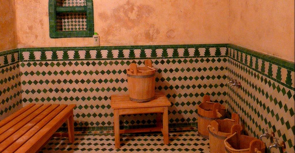 marokkaanse hammam