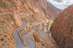 todra kloof marokko barrio life