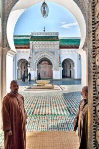 Karaouine Moskee Fes