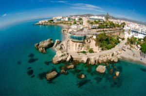 nerja balkon van europa andalusie
