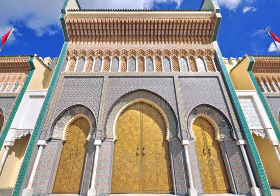 fes treinreis marokko
