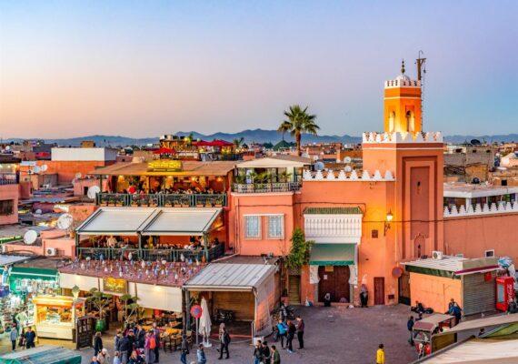 marrakesh barrio life